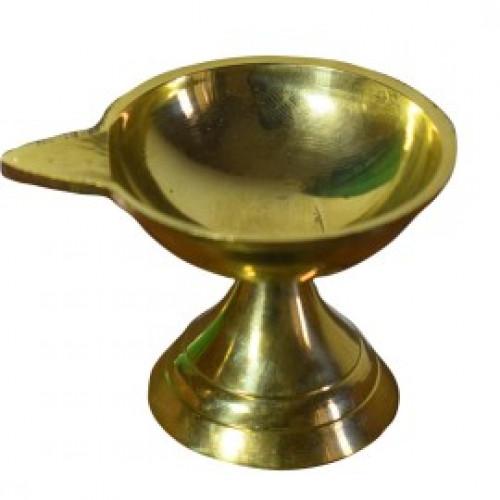 Brass Chiratu with Stand