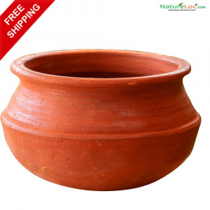 Clay Cooking Pot - Mankalam