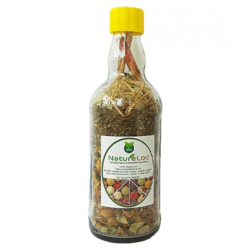 Ayurvedic Herbal Hair Oil Mix