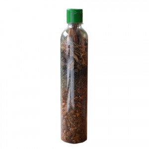 Neelayamari Ayurvedic Herbal Hair Oil Mix Bottle  (Indigofera tinctoria)