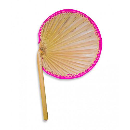 Handmade Palmleaf Fan (Vishari)