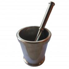 Mortar And Pestle (Idikallu) - Steel