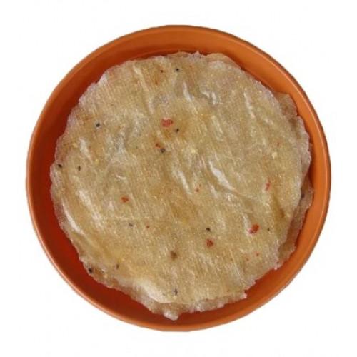 Tapioca Papad (Sabudana Papad)