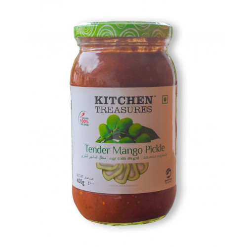 Kitchen Treasures Tender Mango Pickle ( Kannimanga Pickle )