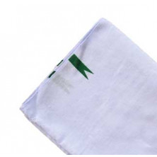 Thorth - Kerala White Bath Towel - Chutti