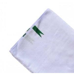 Thorth - Kerala White Bath Towel - Chutti