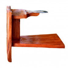Coconut Scraper / Coconut Scrapper  - Table Top Wooden (Chirava)