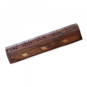 Wooden Agarbathi Stand