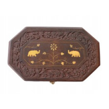 Wooden Spices Box  ( Ettupattam )