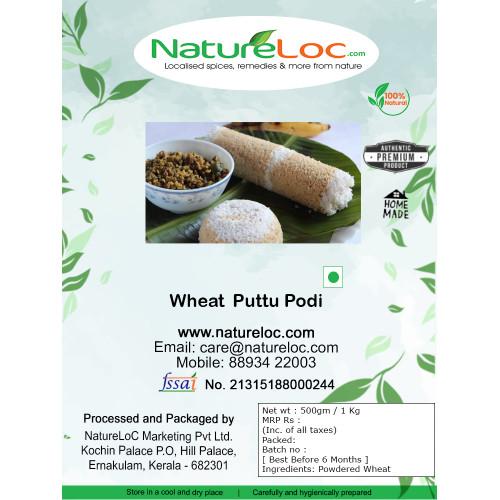 Wheat Puttu Podi (Gothambu)